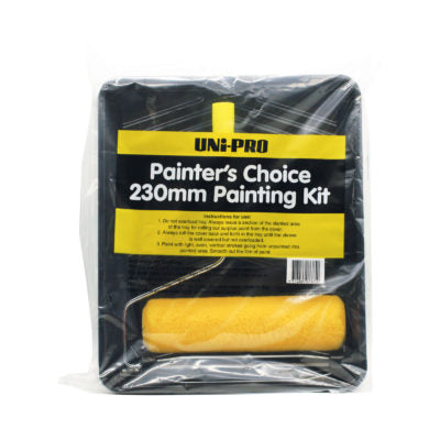 Painters Choice 230mm Paint Roller Kit