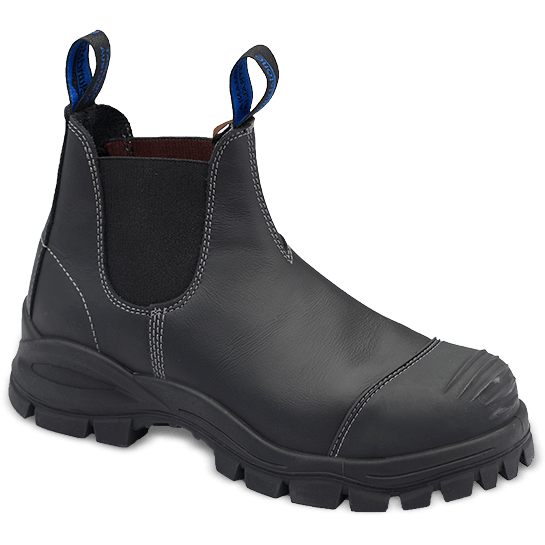 Safety Boot Elastic Style 990
