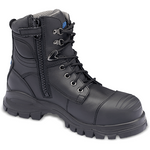 Safety Boots Zip Up Style 997