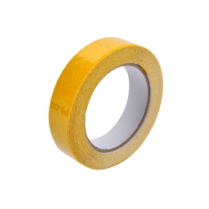 Anti-Slip Adhesive Grip Tape 25mm x 5m Yellow