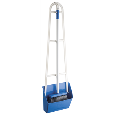 Dustpan Set Lobby Long Handled