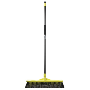 Broom Tradesman Medium Stiff 600mm