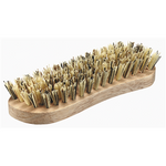 Wooden Scrub Brush S Shape