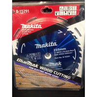 Makita Blade BlueMak Saw 255x25.4x32T