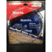 Makita Blade BlueMak Saw 305x25.4x60T