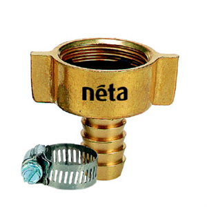 Brass Tap Adaptor 3/4'' x 12mm