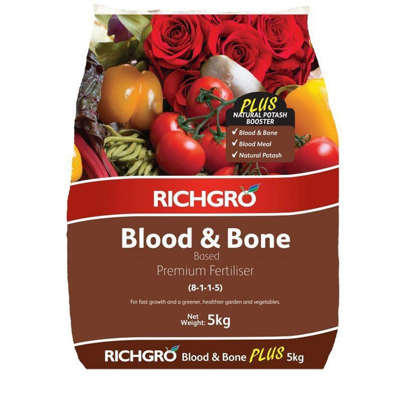 Blood & Bone Based Premium Fertiliser
