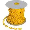 Plastic 6mm Heavy Duty Safety Chain 40m