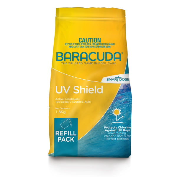 Baracuda UV Shield 1.8kg Refill Pack