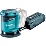 Mobile 18V Random Orbit Sander 125mm - Skin Only