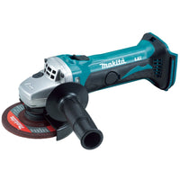 Mobile 18V 115mm Angle Grinder - Skin Only