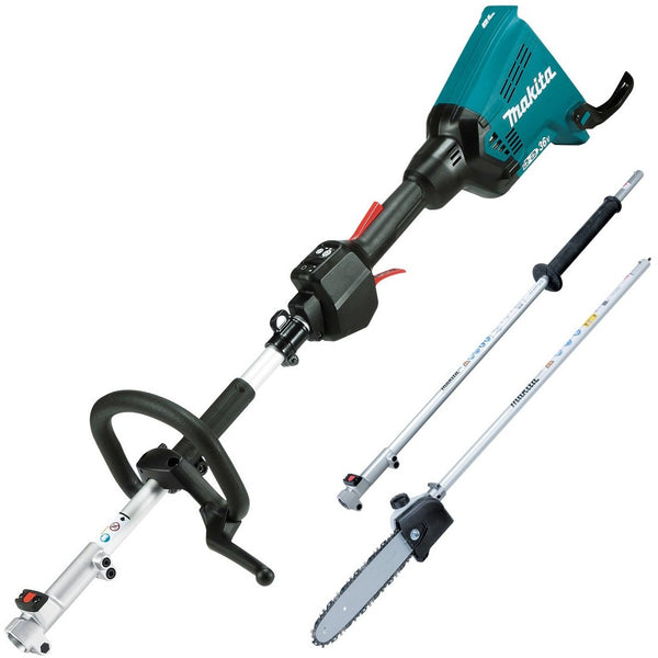 MAKITA 36V (18V x 2) Brushless Multi Function Pole Saw Skin