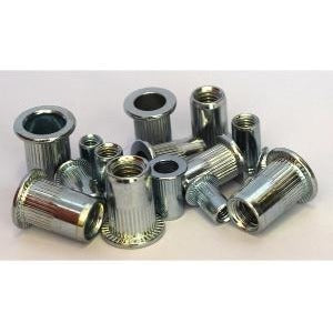 Insert Threaded 25pk