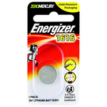 Battery Energizer Lithium Coin 3V 1616