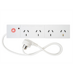 Powerboard 4 Outlet with Surge