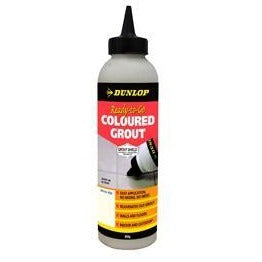 Dunlop Grout Ready To Go Jet Black 800g