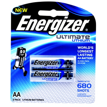 Battery Energizer Lithium AA