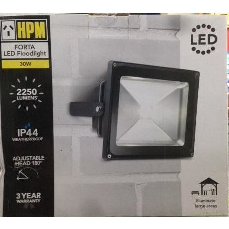 HPM LED Floodlamp 30W