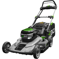 Ego 56V 52cm Brushless Lawn Mower Kit