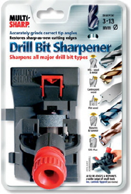 Multi Sharp Drill Bit Sharpener 3-13mm