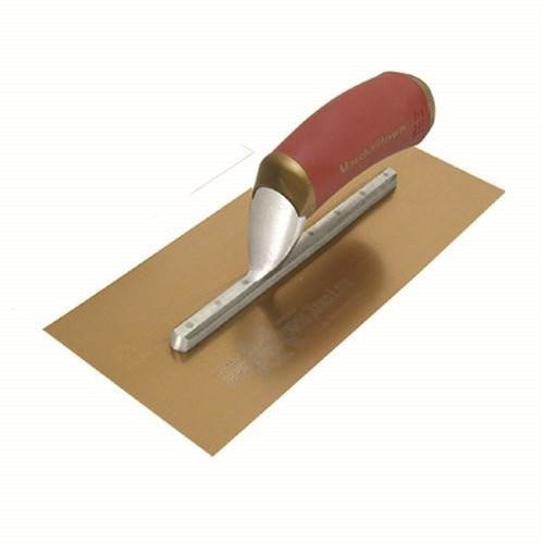 Finish Trowel Permaflat Gold Stainless Steel 330x127mm