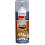 Monocel Gold Marine Clear Satin