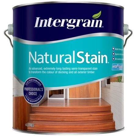 Intergrain Natural Stain Tint Base