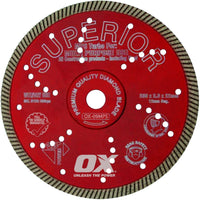 OX Pro Diamond Blade MPS 115mm Turbo