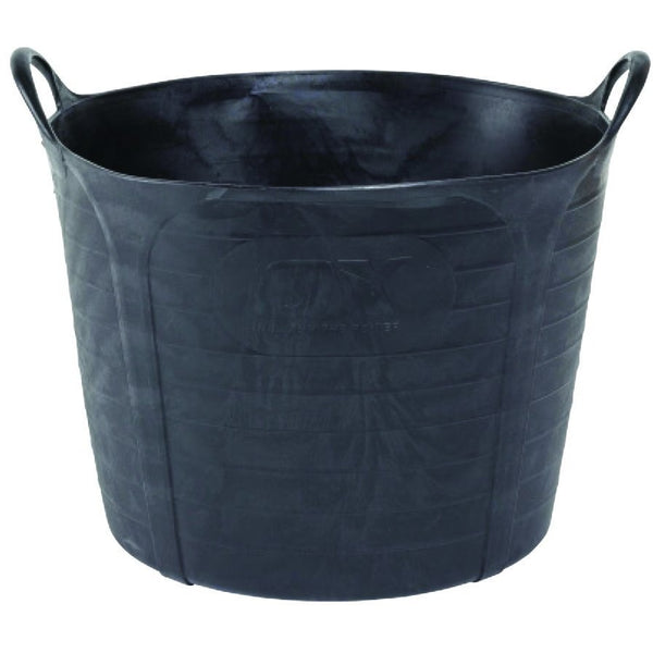 OX Heavy Duty Bucket Black 40L