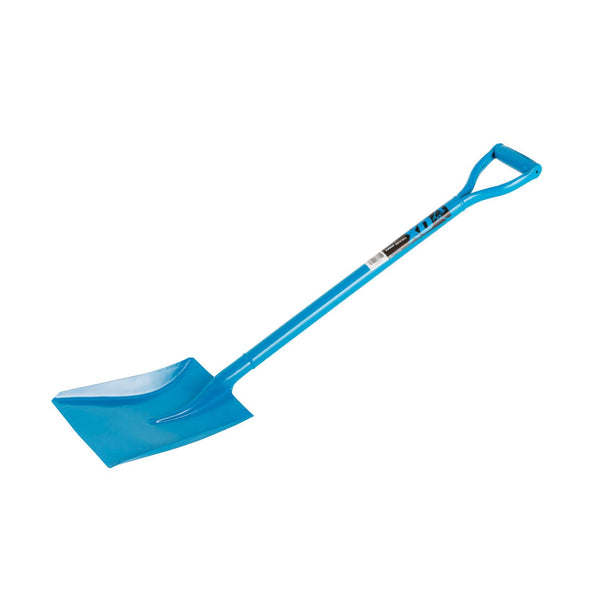 OX Trade Square Mouth Shovel D Grip 1200mm