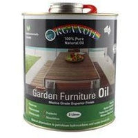 Organoil Outdoor Furniture Oil Clear