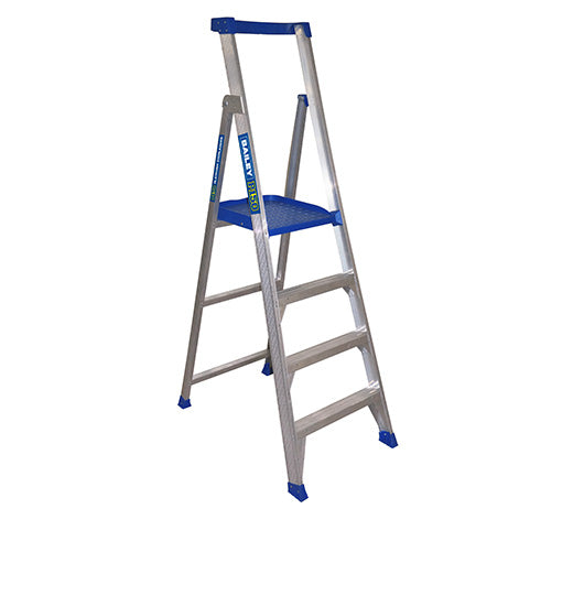 Ladder Platform P150-5 Aluminium Bailey