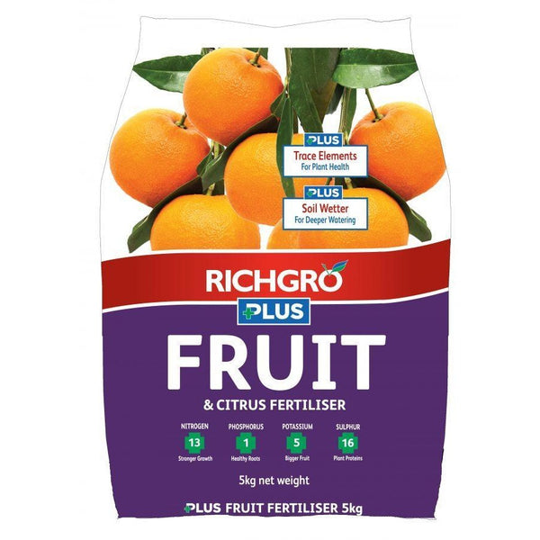 Fertiliser Fruit & Citrus Plus