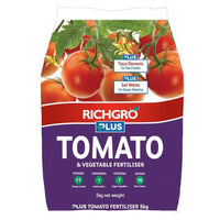 Fertiliser Tomato & Vege Plus 2.5kg