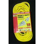 Extension Lead Heavy Duty 10amp 15m