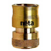 Brass Hose Connector  ez 12mm