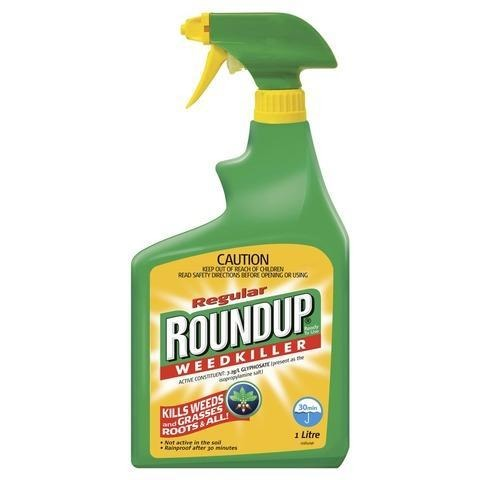 Roundup Regular Flat 1L RTU