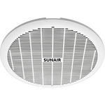 Exhaust Fan 250mm White