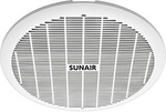 Exhaust Fan 200mm White