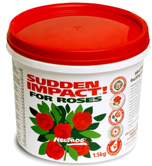 Sudden Impact Fertiliser For Roses 1.5kg