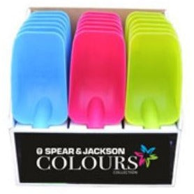 Plastic Scoop Asstd Colours