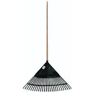 Spear & Jackson 600mm Lawn Rake Plastic