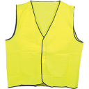 Hi-vis Yellow Safety Vest - day use