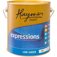 Haymes Low Sheen Expressions UP White