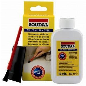 Soudal Silicone Remover Kit 100ml
