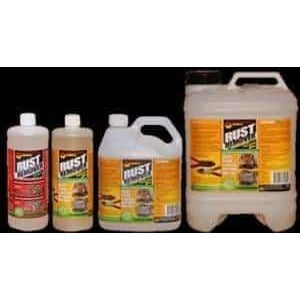 Rust Remover Soak Concentrate 1L