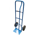 P Handle Trolley Flat Free Wheels