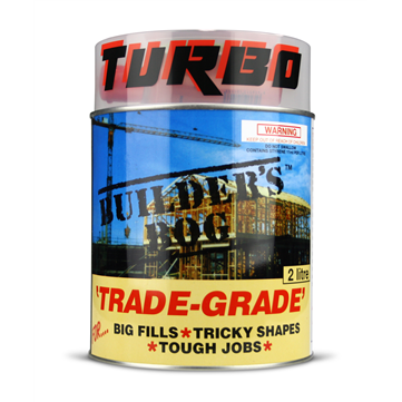 Turbo Builders Bog Filler 2 litre