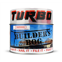 Turbo Builders Bog Filler 1 litre