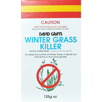Winter Grass Killer 125g